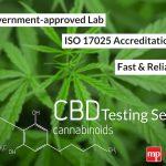 CBD Testing Lab in the UK